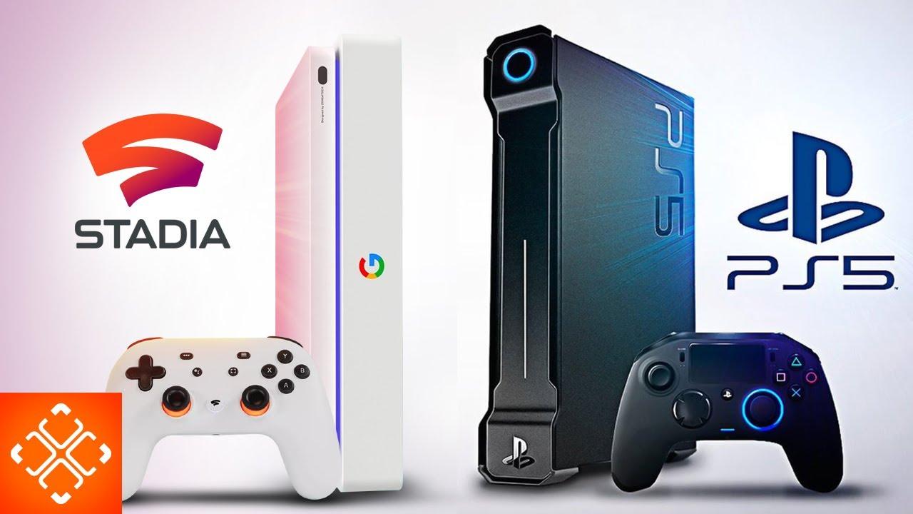 Stadia vs PS5
